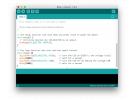 תמונה של הודעה סרטון המסביר איך להתקין את ה-IDE של Arduino