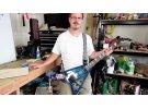 """תמונה של הודעה SFE: לפי פיט - הוצאת צלילים מגיטרה חשמלית ע""""י מיקרופונים"""