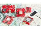תמונה של הודעה סרטון המסביר מאפיינים של מודולי GPS