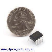 בקר AVR ATtiny13 8Pin 20MHz 1KByte 4A/D