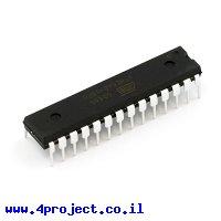 בקר AVR ATMega8 28Pin 16MHz 8KByte 6A/D