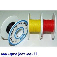 חוט Wire Wrap - צהוב