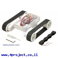 פלטפורמה Dagu Rover 5 בעלת שרשראות - ללא מקודד