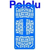 פלטפורמה צרה להרחבת RP5 דגם RRC07A - צבע כחול בהיר