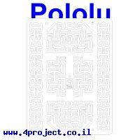 פלטפורמה רחבה להרחבת RP5 דגם RRC07B - צבע לבן