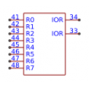 תמונה של מוצר  Analog Devices/ADI ADV7125KSTZ140
