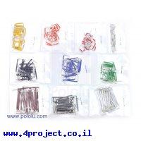 חוט גישור למטריצה - ערכת מילוי של 250 חוטים קצרים
