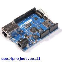 כרטיס פיתוח Arduino Ethernet בלי מודול PoE