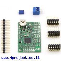 בקר מנוע סרוו 18 ערוצים ערכה להרכבה - USB/TTL