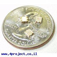 לד RGB - SMD קטן