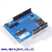 מגן Arduino XBee עם microSD