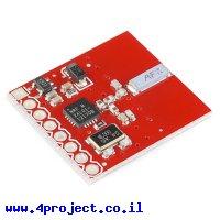 מודול תקשורת nRF24L01+ - אנטנת שבב