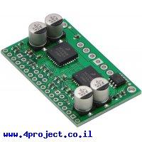 בקר מנוע DC ל-2 מנועים עד 2.5A עם חיישן זרם - רכיב MC33926