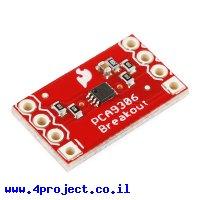 כרטיסון מתאם רמות לוגיות PCA9306 - גרסה קודמת