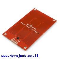 לוח מקשים קיבוליים על בסיס MPR121 - גרסה קודמת