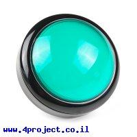 כפתור כיפה גדולה - ירוק