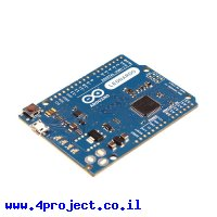 כרטיס פיתוח Arduino Leonardo בלי מחברים