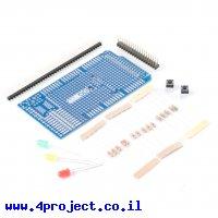 מגן Arduino אב-טיפוס 1.0 ל-Mega - ערכה להרכבה