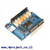 מגן Arduino - דוחף מנוע L298