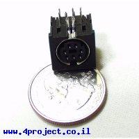 מחבר MiniDIN 7 Pin