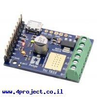 בקר מנוע צעד עם מגוון ממשקים Tic T825 - מורכב