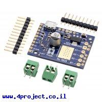 בקר מנוע צעד עם מגוון ממשקים Tic T825