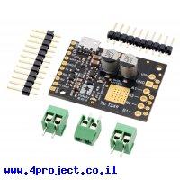 בקר מנוע צעד עם מגוון ממשקים Tic T249
