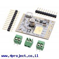 בקר מנוע צעד עם מגוון ממשקים Tic T834