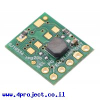 מודול ממיר מתח (מעלה/מוריד) 3.3V/5V/1.5A - דגם S9V11F3S5C3