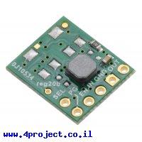 מודול ממיר מתח (מעלה/מוריד) 3.3V/5V/1.5A - דגם S9V11F3S5