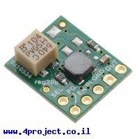 מודול ממיר מתח (מעלה/מוריד) 5V/6V/1.5A - דגם S9V11F5S6CMA - כיוון מתח ניתוק