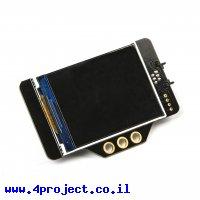 """מודול Makeblock - מסך LCD 2.4"""""""