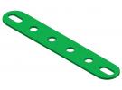 תמונה של מוצר פס מחורר עם חורים ארוכים בקצוות - 6 חורים
