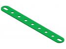 תמונה של מוצר פס מחורר עם חורים ארוכים בקצוות - 9 חורים