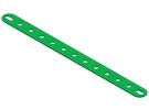תמונה של מוצר פס מחורר עם חורים ארוכים בקצוות - 13 חורים
