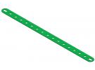 תמונה של מוצר פס מחורר עם חורים ארוכים בקצוות - 17 חורים