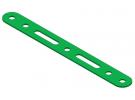 """תמונה של מוצר פס מחורר - 5 חורים + 2 חורים של 20.9 מ""""מ"""
