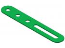 """תמונה של מוצר פס מחורר - 3 חורים + חור של 20.9 מ""""מ"""