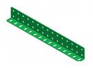 """תמונה של מוצר קורת זווית """"L"""" באורך 15 חורים"""