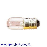 מנורה קטנה 2.5V - חיבור E10