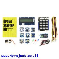 ערכה למתחילים עם Arduino - סדרת Grove