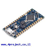 כרטיס פיתוח Arduino Nano Every ללא מחברים