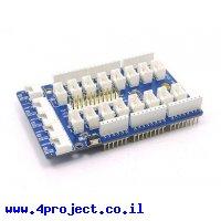 מגן Arduino Mega - בסיס לרכיבי Grove V1.2