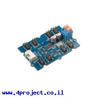 בקר מנוע סרוו PCA9685 - חיבור Grove