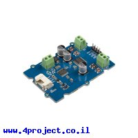 בקר מנוע DC / צעד (TB6612FNG) - חיבור Grove