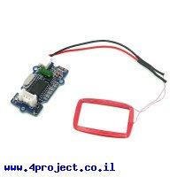 קורא RFID ל-125KHz - חיבור Grove