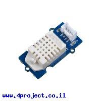 חישן לחות וטמפרטורה RHT03/DHT22/AM2302 - חיבור Grove