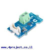 חיישן זרם ACS70331 עד 5A-/+ - חיבור Grove