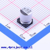 ST(Semtech) CK1V101MCRE77