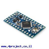 כרטיס פיתוח Arduino Pro Mini 328 - 5V/16MHz - גרסה קודמת